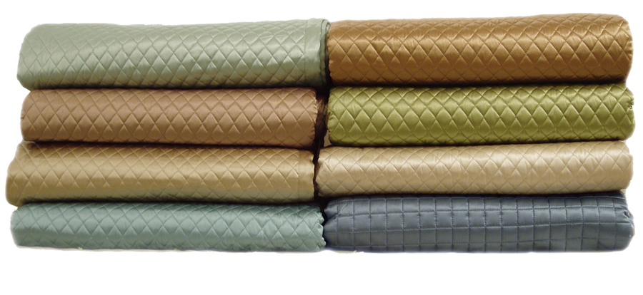 Welcome to Fino Lino - Luxury Bedding, Tabletop, and Accessories : quilted silk bedspread - Adamdwight.com